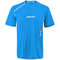 Babolat Mens Performance Tee- Blue