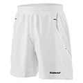 Babolat Mens Performance Shorts- White