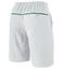 Nike Mens Smash Woven Shorts- White/Court Green