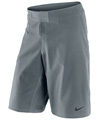 Nike Mens Rafa Finals Shorts- Cool Grey/Anthracite