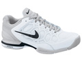 Nike Womens Zoom Breathe 2K11 Tennis Shoes- White/Black/Pure Platinum
