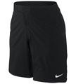 Nike Mens Power Court Shorts- Black