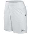 Nike Mens Power Court Shorts- White