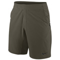 Nike Mens Power Court Shorts- Cargo Khaki/Black