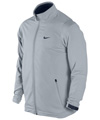 Nike Mens RF Hard Court Woven Jacket- Wolf Grey