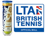 Babolat Gold Tennis Balls (4 Ball Can): Quantity Deals