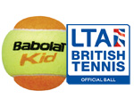 Babolat Kid Orange Tennis Balls- Bucket of 3 Dozen