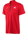 Nike Mens RF Cross Polo- University Red