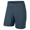 Nike Mens Premier Rafa Woven Shorts- Squadron Blue/Total Orange