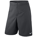 Nike Mens Premier RF Twill Shorts- Anthracite/Pure Platinum