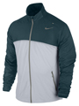 Nike Mens Premier Rafa Woven Jacket - Midnight Turquoise / Pure Platinum / Metallic Pewter