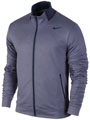 Nike Mens Premier RF Knit Jacket - Light Steel Heather / Midnight Navy