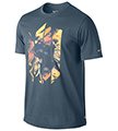 Nike Mens Rafa Graphic Tee- Squadron Blue