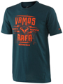 Nike Mens Vamos Lockup Tee - Midnight Turquoise
