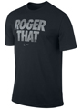 Nike Mens RF Graphic Tee - Black