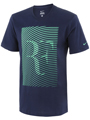 Nike Mens RF Trophy V-Neck:  Midnight Navy