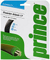 Prince Premier Attack Tennis Strings- Gauge 16 Set (Black)