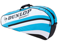 Dunlop Club 3 Racket Bag- Blue