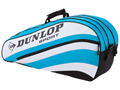 Dunlop Club 6 Racket Bag- Blue