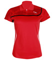 Li-Ning Womens Blast 21 Polo- Red