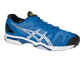 Asics Mens GEL-Solution Speed Tennis Shoes - Royal Blue / Lightning / Black