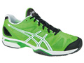 Asics Mens GEL-Solution Speed Tennis Shoes- Neon Green
