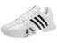 Adidas Mens adiPower Barricade 7.0 Tennis Shoes- White/Black