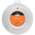 Kirschbaum Helix 17 (1.25mm) Tennis Strings- White- 200M Reel