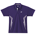 Yonex Mens Graphic Polo Shirt- Purple (M1264)