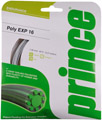 Prince Poly EXP Tennis Strings- Gauge 17 Set (Grey)