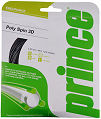 Prince Poly Spin 3D Tennis Strings- Gauge 17 Set (Black)