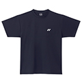 Yonex Mens Plain T-Shirt- Navy Blue (P0010E)