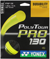 Yonex Poly Tour Pro 130 Tennis Strings (Flash Yellow)- Set
