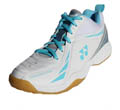 Yonex SHB 60LU Badminton Shoes- White/Light Blue