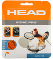 Head Sonic Pro Tennis String (1.25) - Sets Orange