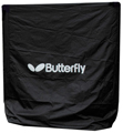 Butterfly Table Tennis Table Cover (Large)- Black