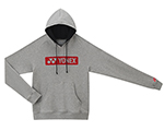 Yonex Mens Hooded Sweatshirt- Grey (U5247)