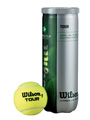 Wilson Tour Balls (3 Ball Can) : Quantity Deals