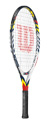 Wilson Steam 23 Junior Tennis Racket (Aluminium)