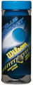 Wilson Blue Bullet Racquetball Balls (Tube of 3): Quantity Deals