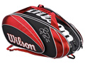 Wilson Tour Federer 15 Pack Bag (Thermoguard)