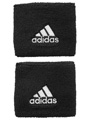 Adidas Tennis Small Wristband- Black / White