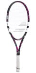 Babolat Pure Drive Junior 25 inch Racket- Black/Pink (2013)
