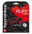 Tecnifibre Ruff Code Tennis Strings- Silver (Sets)