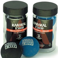Karakal approved LBB (low bounce ball) for Racketball