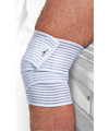 Precision Training Knee/Thigh Wrap- Elasticated Support