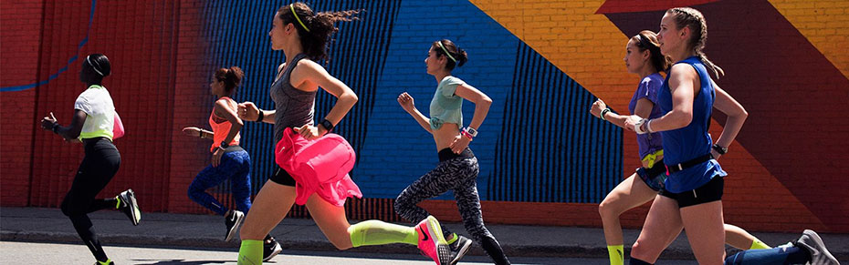 Nike Womens Running Clothing