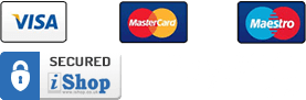 Payments by Pay360, Secured by iShop