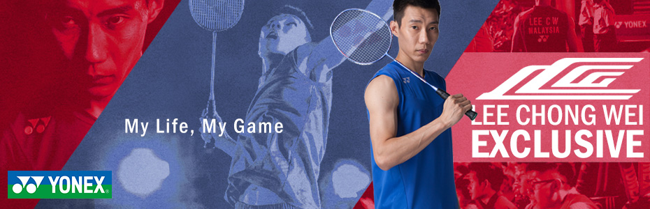 Yonex Lee Chong Wei Exclusive Collection