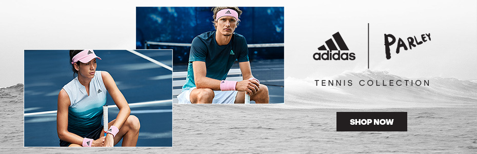 adidas x Parley Tennis Collection